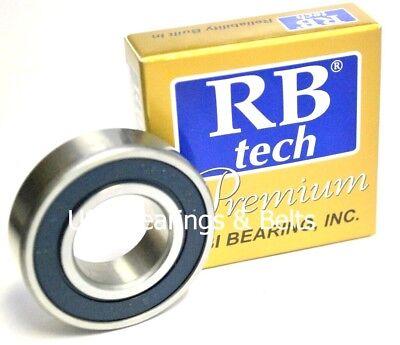 3N171 6006 RS RBT 6006 2RS Premium Bearing 30x55x13 ABEC3//C3 EMQ Bearing