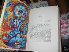 Les Oeuvres de MALRAUX en 4 vol Reliure Cuir 1970 Ill  CHAGALL Maquette Massin