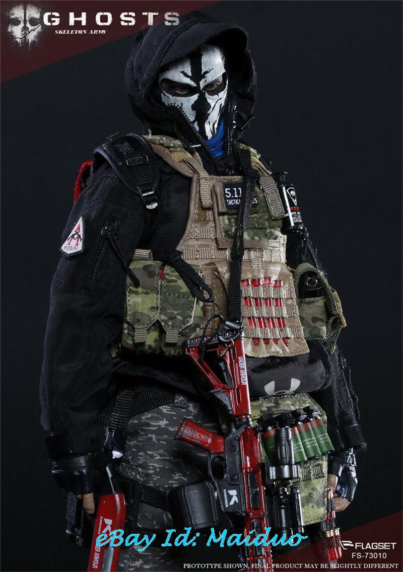 Flagset 73010 1 6 fin guerra escuadrón de la muerte figura de acción Doomsday Guerra Serie Nuevo