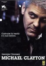 DVD • Micheal Michael Clayton ITALIANO OSCAR George Clooney ITALIANO