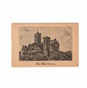 AK-Ansichtskarte-Kunstkarte-Die-Wartburg