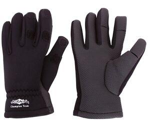 Neopreno-Guantes-Mikado-Termo-angler-handschuhe-angelhandschuhe