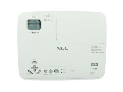 NEC NP-V311X DLP Projector Refurbished 3100 Lm 1080i HDMI 3D NEW Lamp NEW Chip