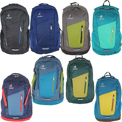 DEUTER STEPOUT 12 16 22 Backpack Plain School Everyday