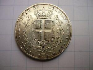 Savoia 5 lire 1848