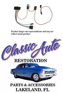 ididit steering column 1964 66 chevelle 66 nova flasher kit rh ebay com