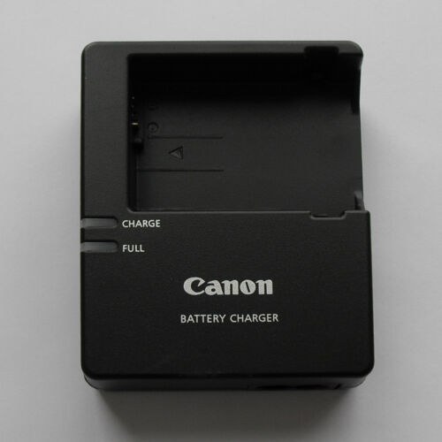 LC-E8C Cargador para Canon LP-E8 Batería 550D 600D 650D X4 X5 X6 T4i T3i T2i E8C