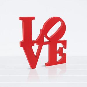 Targa-Scritta-Legno-LOVE-amore-lettera-da-appoggio-scultura-shabby-decorazione