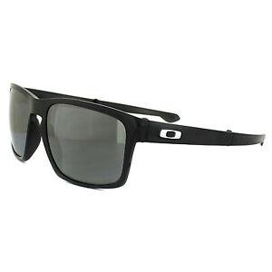 dade859a82 Oakley Polarized OO9246-04 Sliver F Sunglasses Matte Black for sale ...