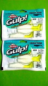 "Berkley Gulp Saltwater 4/"" Ripple Mullet"