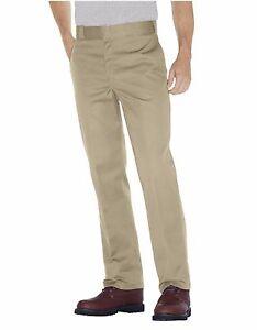 Dickies Mens Original Fit 874 Work Pant Desert Sand Classic Work Uniform