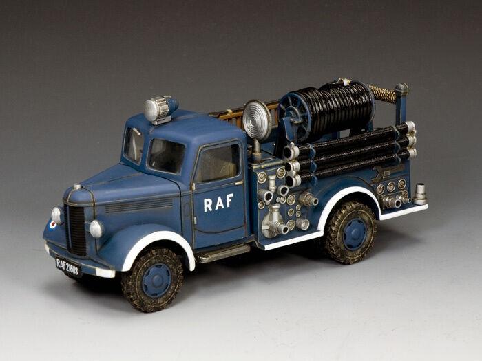 Re &Paese RAF054 RAF Bedford 1939 Fire Appliance MIB