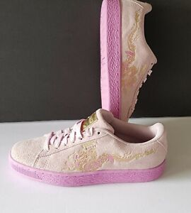 Puma Suede Dragon Girls's Athletic Shoe