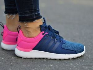 Adidas mujer Zapatillas W Lite para Racer Cloudfoam Aw4025 P78qxq