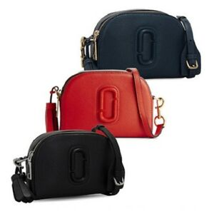 599bcd18150 Image is loading MARC-JACOBS-Shutter-Small-Camera-Bag-Women-Cross-