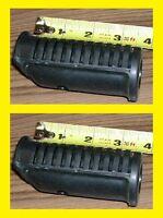 Honda Footpeg Rubber Step Set 2 50661-426-000 C70 Ct110 Nc50 Na50 (51e/51e)
