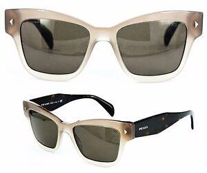 prada sonnenbrille sunglasses spr 29r 51 18 ubi 8c1 140. Black Bedroom Furniture Sets. Home Design Ideas