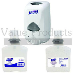 Purell 174 Tfx Wall Mounted Touch Free Dispenser Refills
