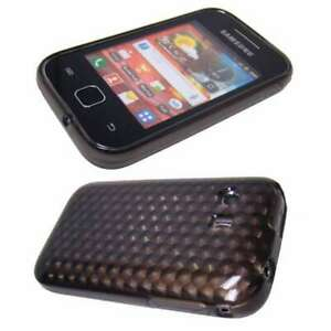 Caseroxx-TPU-Case-pour-Samsung-S5360-Galaxy-Y-en-Noir-Clair-en-TPU