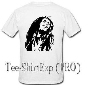 T Shirt Bob Legend Tee Reggae Cry No Woman Fun Marley lcKu13TFJ5