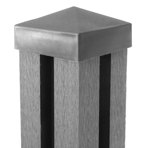Demandeur-Poteaux Savoie-Exemption-des clôtures gris piliers pieu système de broches 1,88 m