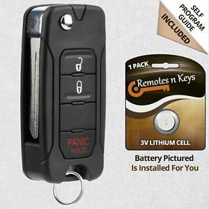 Car Key Fob Transmitter Remote For 2006 2007 2008 2009 2010