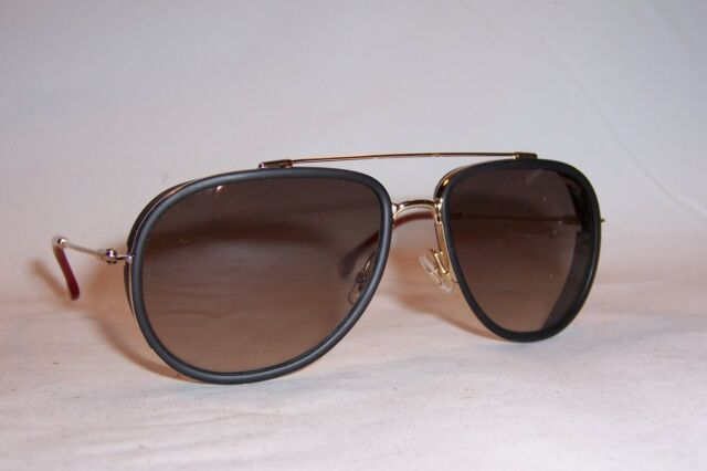 Carrera Sunglasses 166 s Y11-ha Gold Red brown Authentic   eBay 9c1fde36d450