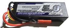 Turnigy 5000mAh 2s 7.4v 60c 120c Hardcase LiPo battery - Free Traxxas HPI Deans