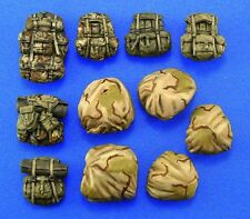 Legend Productions 1:35 Modern US Army Back Pack Set / Stowage 2 each #LF1115