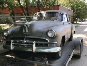 1949 Pontiac torpedo back for restore