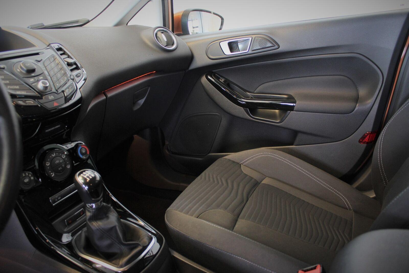 Ford Fiesta 1,0 SCTi 100 Titanium - billede 12