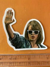 2 pc TAYLOR SWIFT Folklore Sticker SMALL Vinyl for Water Bottle Laptop//Car BETTY