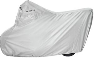 Held-Cover-Scooter-EVO-Silver-Waterproof-Scooter-Folding-Garage-Cover-Size-S