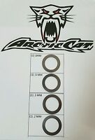 Arctic Cat 500, 550, 650, 700 Prime Atv Primary Clutch Shim Mod L