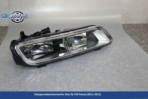 VW-Passat-3AA941661G-Halogennebelscheinwerfer-mit-statischem-Kurvenlicht-links