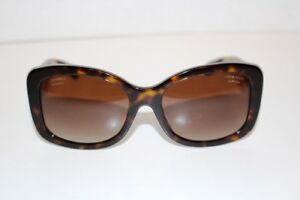 2c09047471 Chanel Sunglasses Brown 5322 C.1172 S9 size 57 18-135 Polarized