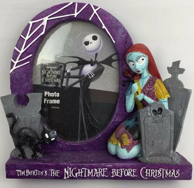 The Nightmare Before Christmas Sally Photo Frame Picture Resin 3d