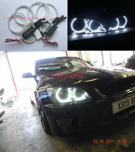 4pcs-Excellent-CCFL-Angel-Eyes-kit-Halo-Rings-For-Lexus-IS200-IS300-1998-2005