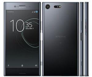 Original-Sony-Xperia-XZ-Premium-G8141-64GB-LTE-Deepsea-Schwarz-Ohne-Simlock-NEU