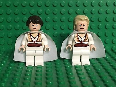 LEGO 7571 Prince of Persia Alamut Merchant Minifigure with Reversible Head NEW