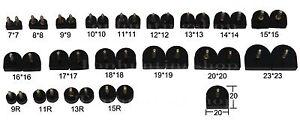 1-Pair-Double-deck-High-Heel-Shoe-Repair-Tips-Dowels-Lift-Replacement-3mm-Pin