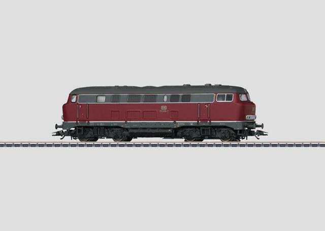 """Märklin 37740 H0 Diesellokomotive BR 216 006-7 der DB """"Lollo"""" NEU-OVP"""