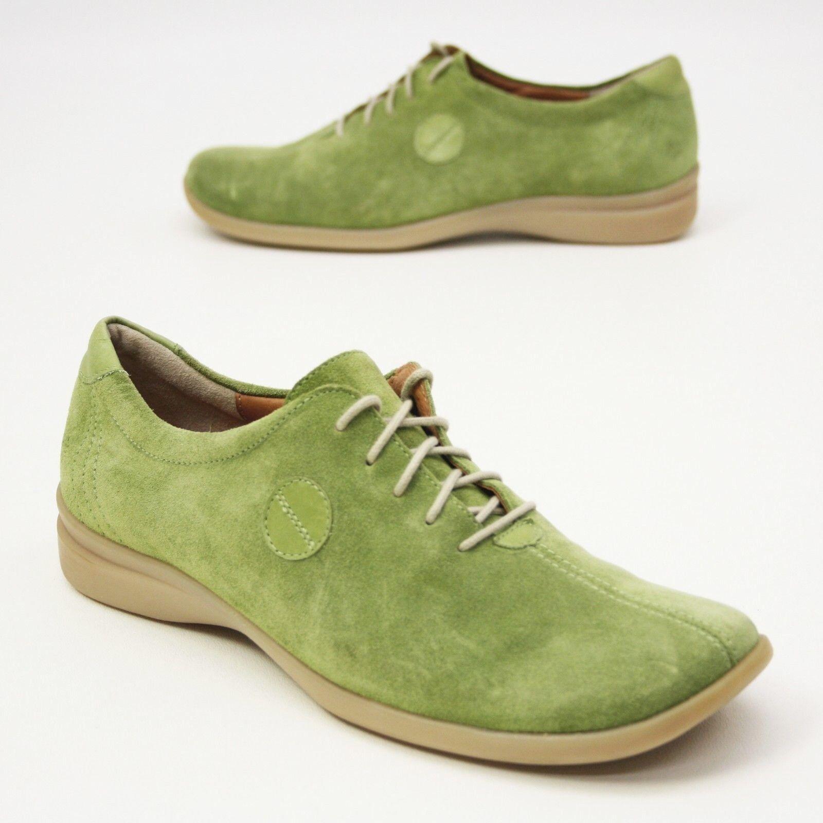 Ganter señoras UK Talla 5 (EE. UU. alrojoedor de de de 7.5 8) De Cuero Y Gamuza Zapatos Oxford alemán  nuevo listado