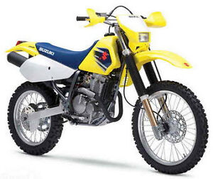 suzuki drz400 2000 2013 workshop service manual ebay