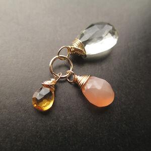 Green-Amethyst-Peach-Moonstone-Citrine-Gemstone-Pendant