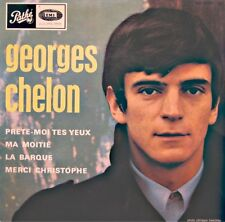 ++GEORGES CHELON prete-moi tes yeux/ma moitié/la barque/merci christophe EP VG++