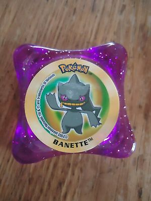 * Banette # 11 * Tbe Waps Pokemon Advanced Panini Laser Pmce Collector 2003