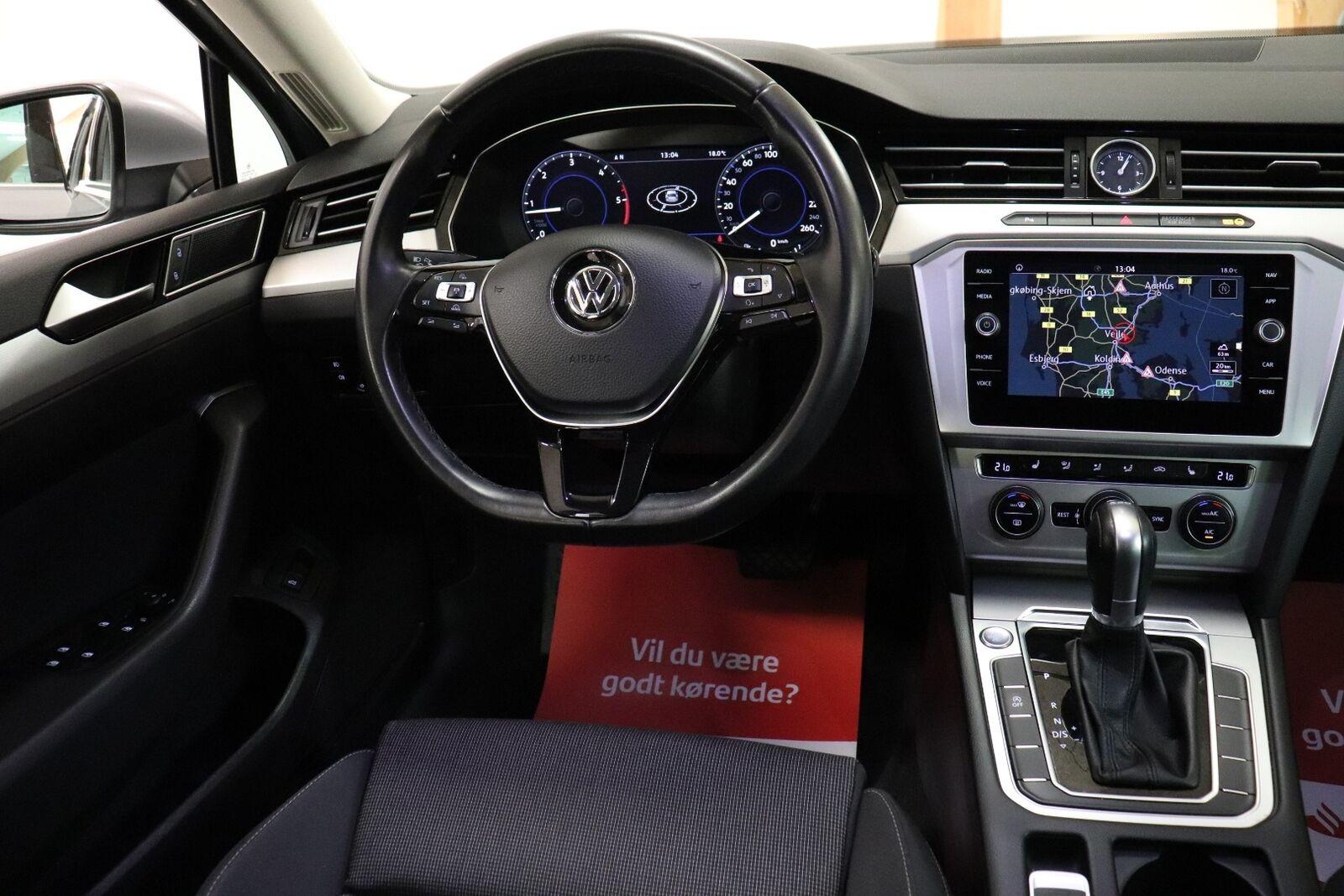 VW Passat 2,0 TDi 150 Comfortline+ Variant DSG