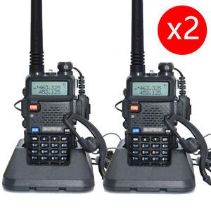 Actualizado-2-Way-Baofeng-UV-5R-Doble-Banda-Walkie-talkie-de-largo-alcance-FM-Radio-Ham