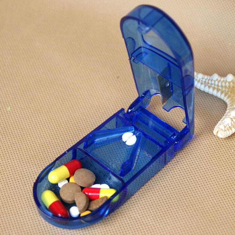 Pilules coupées Box、